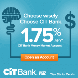 CIT Bank 1.75% Premier High Yield Savings